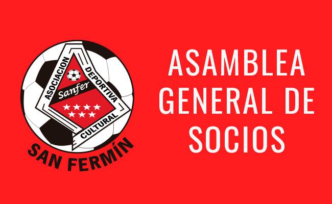 Asamble general socios